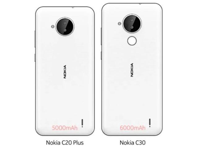 Nokia C30 giá rẻ sắp ra mắt