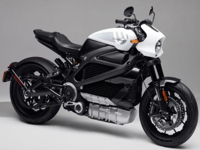 Harley-Davidson tung ra mô tô điện LiveWire One giá hơn 400 triệu đồng