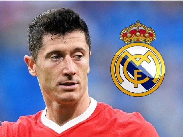 """Nóng: Lewandowski muốn gia nhập Real Madrid, Bayern cắn răng """"đại hạ giá"""" siêu sao"""