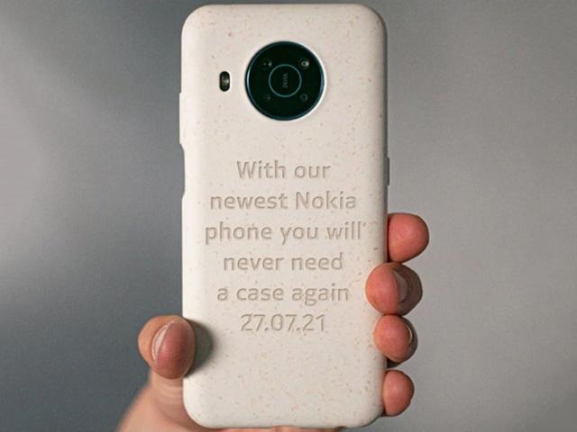 Nokia chốt ngày ra mắt điện thoại 5G mới với thiết kế siêu bền