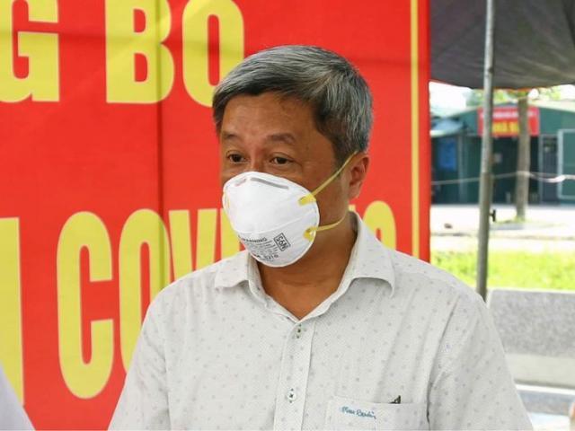 Thứ trưởng Y tế Nguyễn Trường Sơn làm rõ việc F0 cách ly tại nhà
