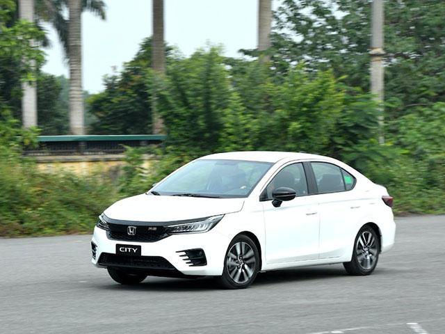 10 mẫu ô tô bán chạy nhất tại Việt Nam tháng 6/2021
