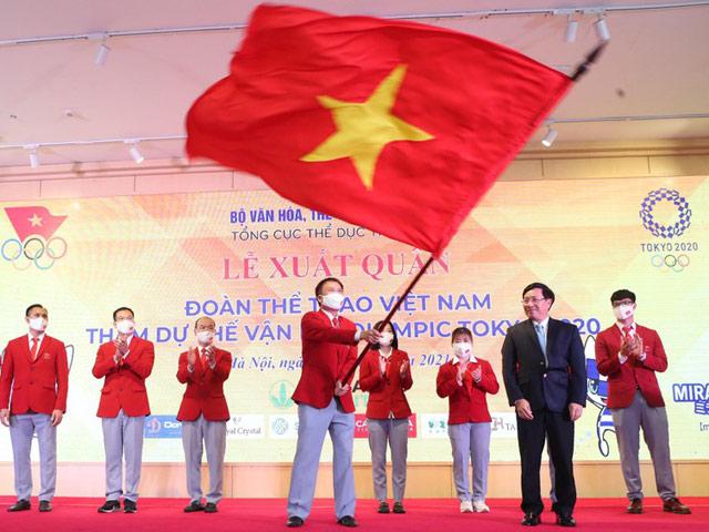 Việt Nam phấn đấu đoạt huy chương tại Olympic Tokyo 2020