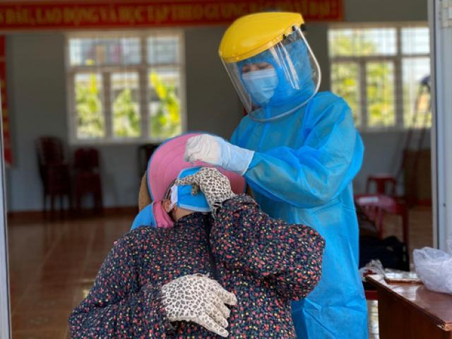 Đà Nẵng phát hiện ca dương tính SARS-CoV-2 trong công ty hơn 4.500 công nhân