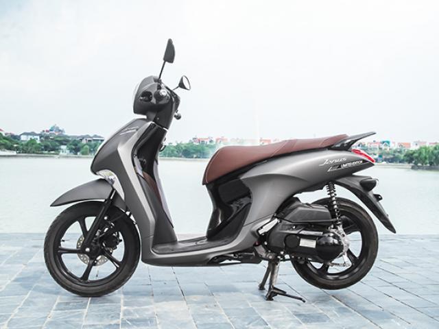 Giá xăng tăng liên tiếp, Yamaha Janus - lựa chọn giúp tối ưu chi phí xăng xe mỗi tháng