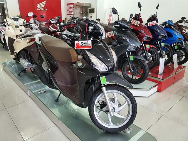 Đây là xe máy Honda bán chạy nhất nửa đầu năm 2021 tại Việt Nam