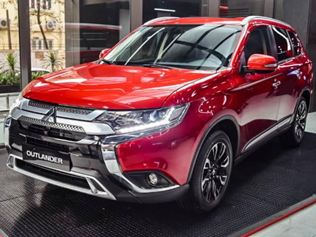 Một số đại lý giảm giá xe Mitsubishi Outlander hơn 100 triệu đồng