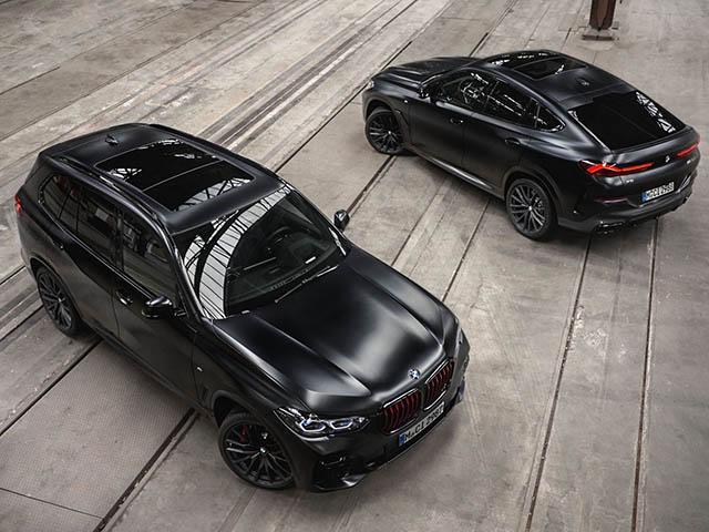 BMW trình làng bản Black Edition cho dòng xe X-Series