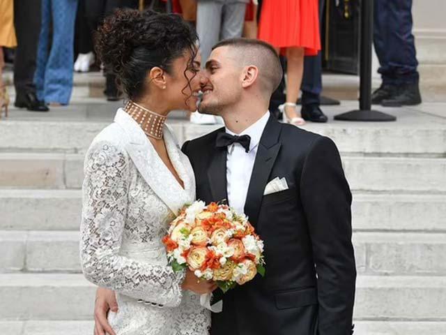 Verratti vô địch EURO cưới người mẫu xinh đẹp, Ibrahimovic hội ngộ dàn sao PSG