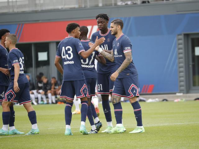 Video PSG rượt đuổi 4 bàn kịch tính với đội hạng Ba, nhận đòn đau phút cuối