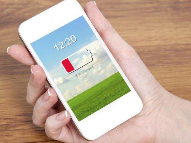 3 bước đơn giản nhưng tiết kiệm pin điện thoại hiệu quả