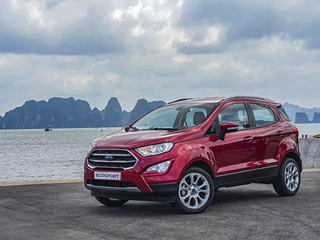 Đánh giá nhanh xe Ford Ecosport: Xe Mỹ chất riêng trên đường phố Việt