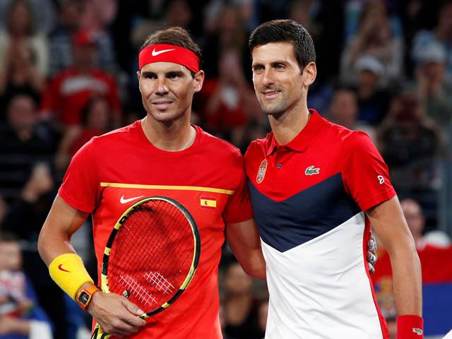 Nóng nhất thể thao tối 18/7: Chỉ Nadal mới có thể hạ Djokvovic ở US Open