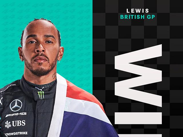 """Đua xe F1, British GP: Verstappen gặp tai nạn, """"nhà vua"""" giành cúp cho người Anh"""