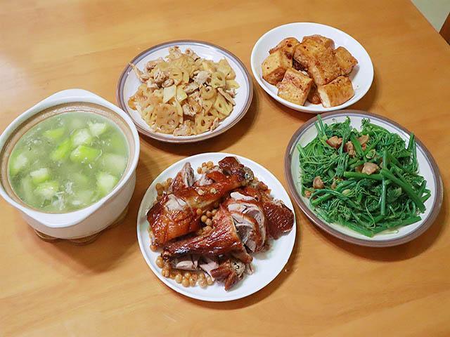 Thực đơn 5 món dành cho gia đình đông người, toàn món ruột ai cũng thích mê
