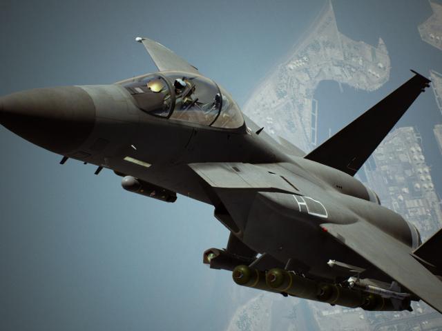 """Sức mạnh vô đối từ tiêm kích """"siêu đại bàng"""" của không quân Mỹ"""
