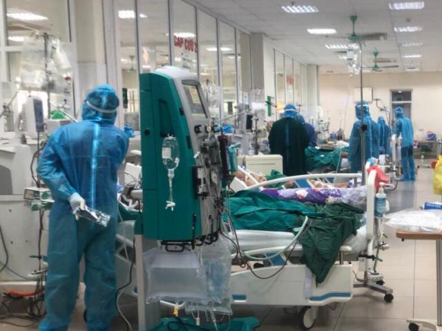 Bộ Y tế công bố 80 ca tử vong do COVID-19 tại 6 tỉnh thành