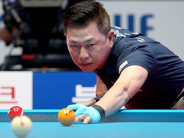 """Minh Cẩm tung """"đường cơ hoàn hảo"""" đánh bại sao bi-a Bỉ tại PBA Tour"""
