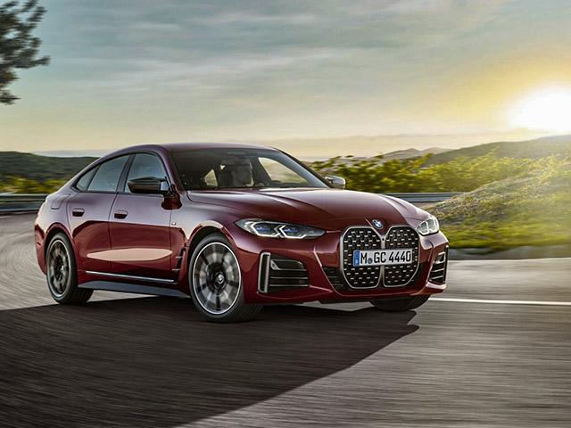 BMW 4 Series Gran Coupe chính thức có giá bán hơn 1,3 tỷ đồng