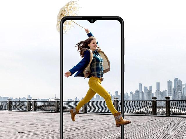 """Galaxy A02s - Smartphone """"ngon, bổ"""" nhất ở tầm giá 2 triệu"""