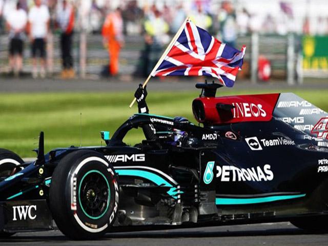 Đua xe F1, chặng British GP: Red Bull thất bại, Mercerdes đã tìm được nhịp thắng?