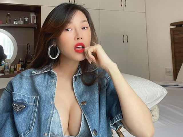 Quế Vân là bà mẹ sexy nhất showbiz Việt khi khoe body quá nóng bỏng sau sinh vài ngày