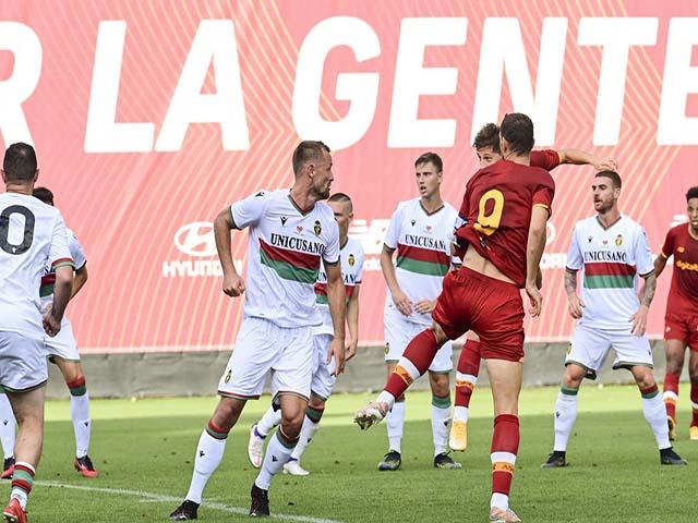 Đội của Mourinho thắng trận thứ 2 liên tiếp, phá lưới đối thủ hạng 3 sau 10 phút