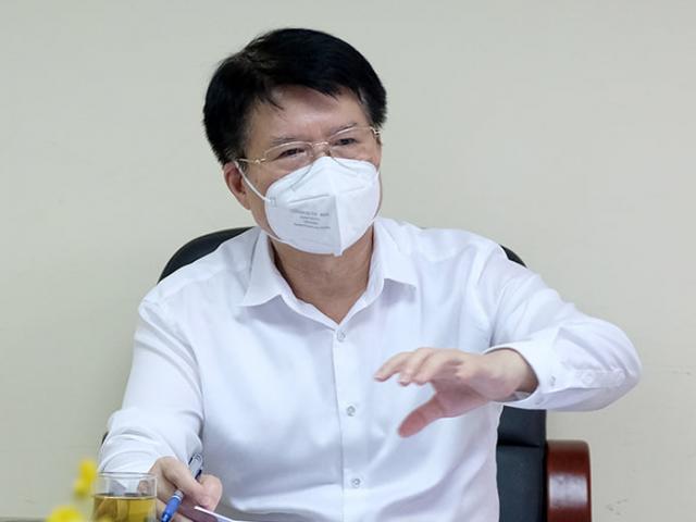 Thứ trưởng Bộ Y tế: Hà Nội cần tính đến cả tình huống xấu nhất cho chiến dịch tiêm chủng lớn nhất