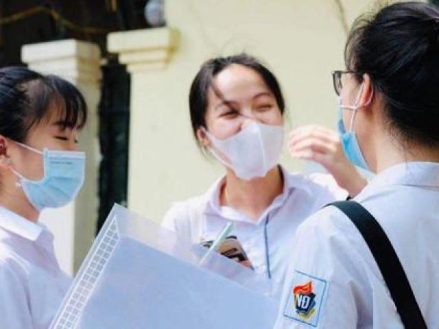 Xuất hiện bài thi Ngữ văn 9,75 điểm ở Hà Nội, bao giờ sẽ công bố điểm thi?