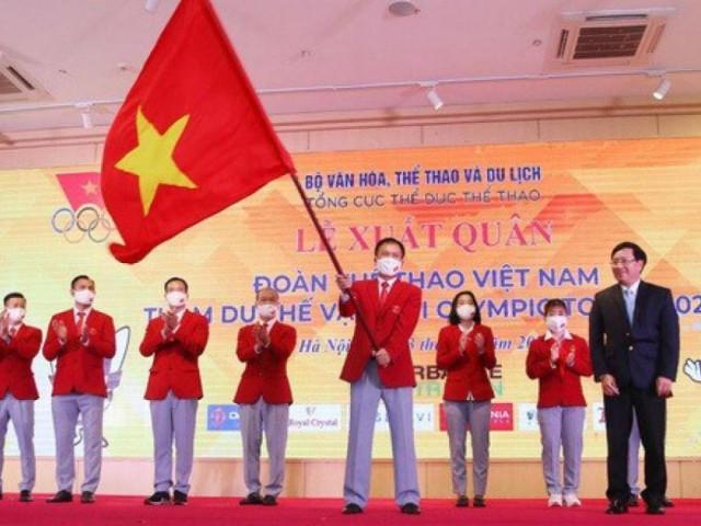 Trưởng đoàn thể thao Việt Nam nói gì về việc hoãn Olympic 2021?