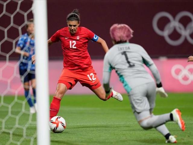 Video ĐT nữ Nhật Bản - Canada: Cú sốc đầu trận, chủ nhà thoát hiểm (Olympic Tokyo)
