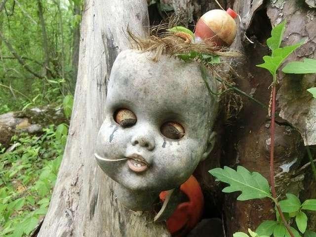 Doll's Head – Đường mòn đi bộ rùng rợn nhất thế giới