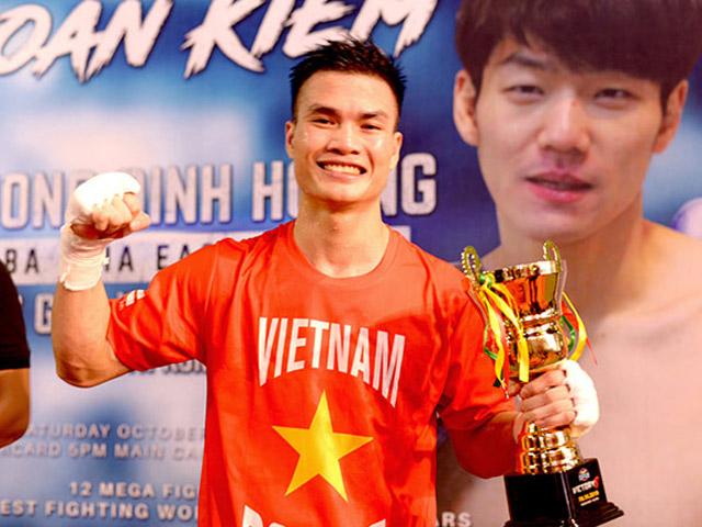 Võ sĩ quyền Anh Việt Nam nhận hơn 3 tỉ đồng nếu giành HCV Olympic