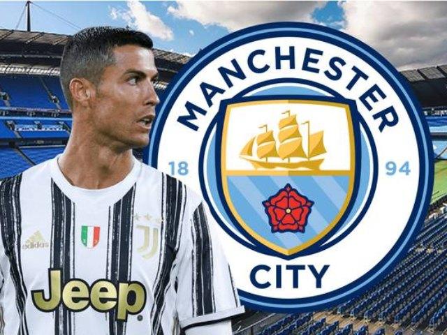 Ngã ngửa tin Man City nhắm Ronaldo, gửi Juventus đề nghị hấp dẫn hơn PSG