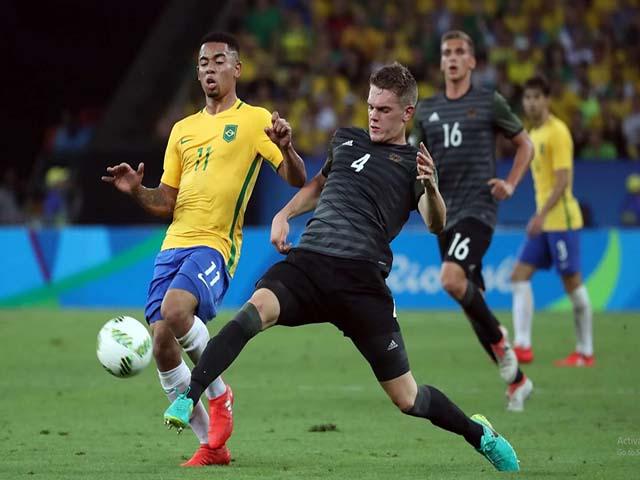 Nhận định bóng đá nam Olympic Brazil - Đức: Đỉnh cao đại chiến, rực lửa tấn công