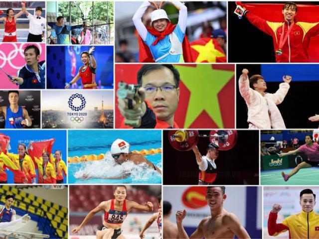 Lịch tường thuật trực tiếp các môn thi đấu tại Olympic Tokyo 2021 ngày 25/7