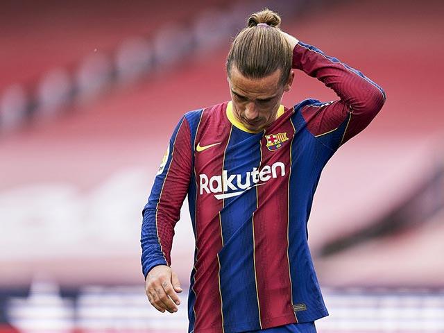 Griezmann từ chối rời Barca, mặc kệ Messi & 4 tân binh: Hy vọng cuối ở Coutinho