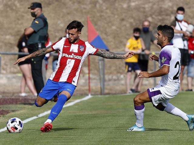 Video Numancia - Atletico Madrid: Con trai Simeone tỏa sáng, nghẹt thở đấu luân lưu
