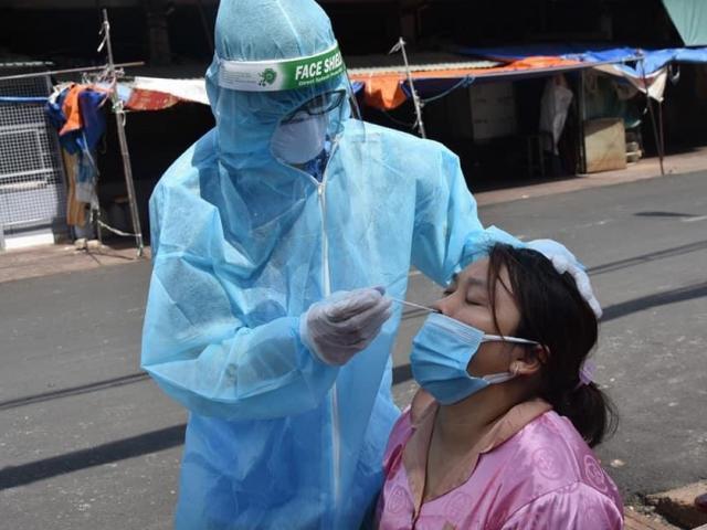 Hà Nội ghi nhận thêm 9 ca dương tính với SARS-CoV-2