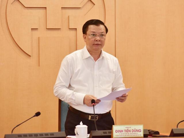 Bí thư Thành ủy Hà Nội nói về lý do thành phố quyết định giãn cách xã hội