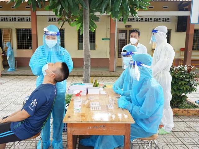 Hôm nay (24/7), Bộ Y tế công bố 9.225 ca mắc COVID-19 trong nước
