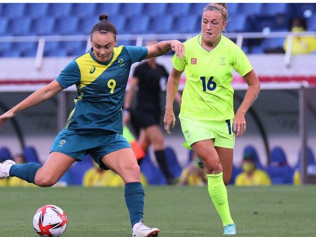 """Video ĐT nữ Thụy Điển - Australia: Tưng bừng 6 bàn, """"tội đồ"""" chấm phạt đền (Olympic Tokyo)"""