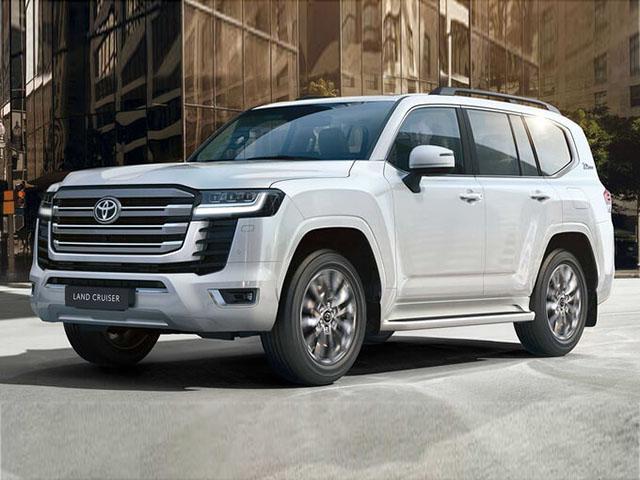 """Toyota yêu cầu khách hàng mua Land Cruiser 2022 ký cam kết """"không bán lại xe"""""""