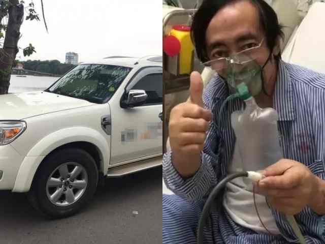 Giữa lúc bệnh ung thư trở nặng, nghệ sĩ Giang Còi rao bán gấp xe ô tô