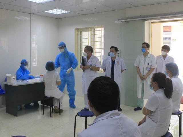 Dịch COVID-19 tại TP.HCM phức tạp, Bệnh viện E xuất quân chi viện
