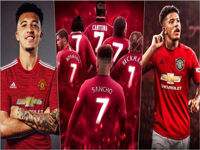 Tranh cãi MU có đúng khi không trao Sancho áo số 7 ngay từ đầu?