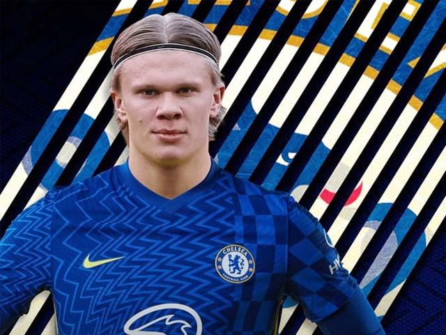 """Chelsea """"phá két"""" 145 triệu euro mua Haaland chấn động Ngoại hạng Anh"""