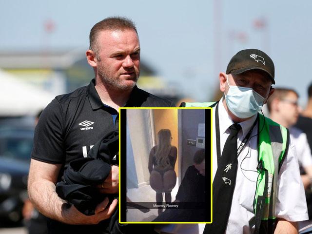 """Huyền thoại MU Rooney lộ ảnh qua lại với 3 """"chân dài"""", cảnh sát vào cuộc"""