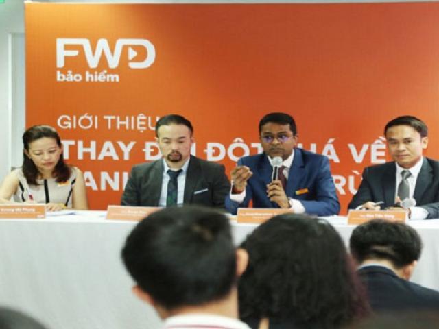 Bảo hiểm FWD làm ăn ra sao sau cú bắt tay đại gia ngân hàng Việt?