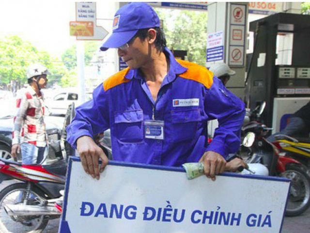Giá xăng dầu đồng loạt giảm từ 15 giờ chiều nay 27/07